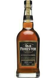 Old Forester Single Barrel