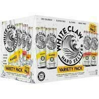 White Claw Variety Pack