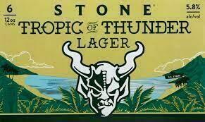 Stone Tropic of thunder