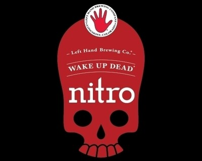 Left Hand Wake up Dead Nitro can