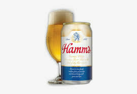 Hamms 12pack cans