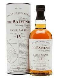 Balvenie Scotch 15yr Sherry Ca