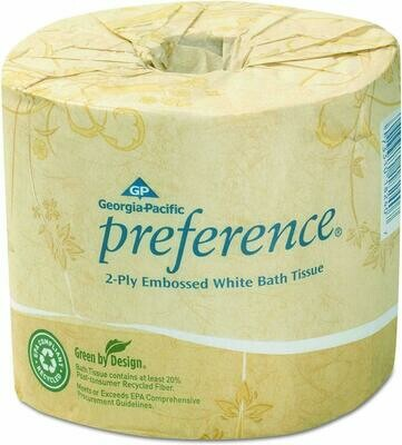 Toilet Paper 2-ply Roll