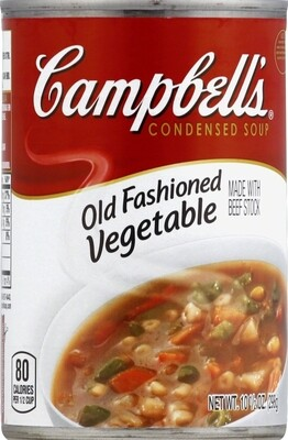 Campbell's Vegetable Soup 7 1/4 oz