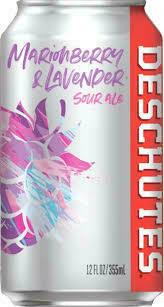 Deschutes Marionberry&Lav Sour