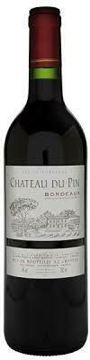 Chateau Du Pin Bordeaux