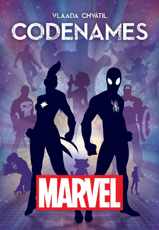 Codenames: Marvel