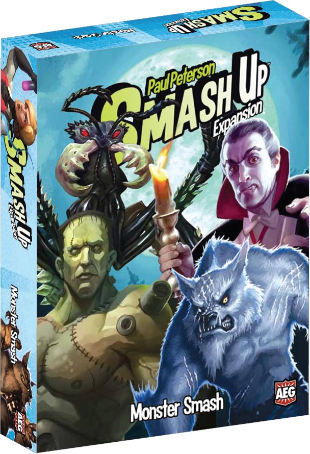 Smash Up Monster Smash Exp