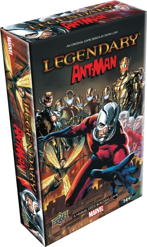 Legendary Ant Man expansion