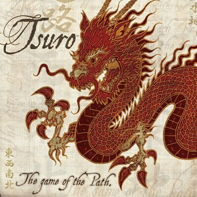Tsuro Game of the Path