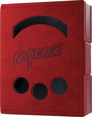 KeyForge Deck Book Red