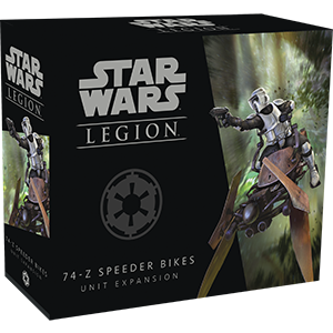Star Wars Legion 74-Z Speeder Bike Unit Expansion