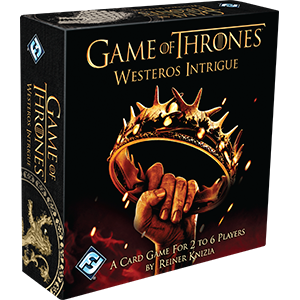 A Game of Thrones: Westeros Intrigue