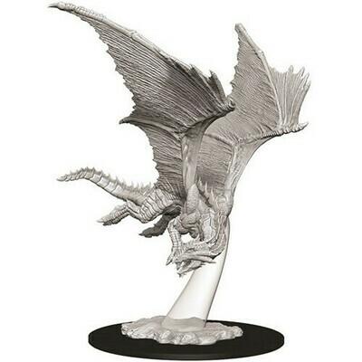 D&D Young Bronze Dragon