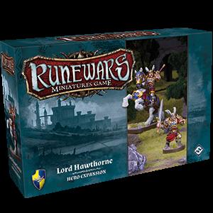 RuneWars: Lord Hawthorne Hero Expansion