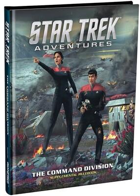 Star Trek Adventures Command Division