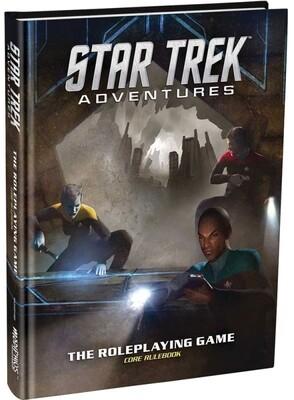 Star Trek Adventures RPG Core Rulebook
