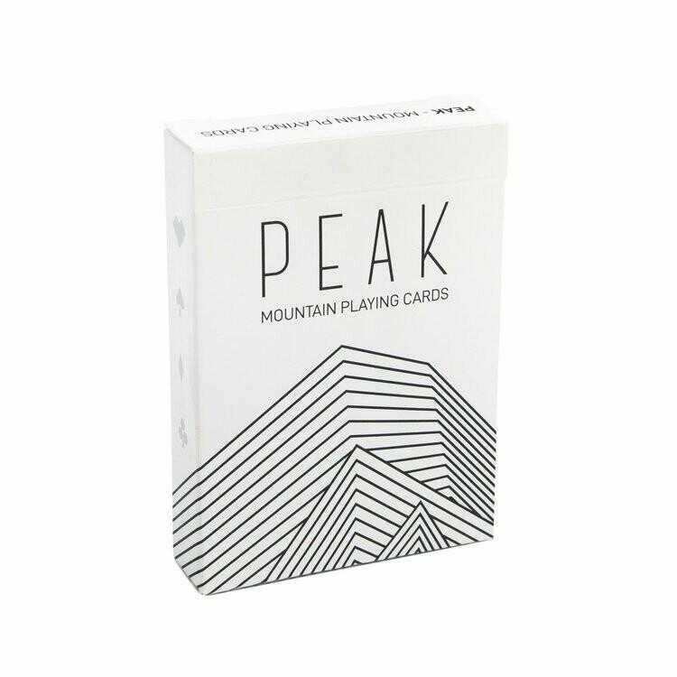 Peak Mountain Playing Cards