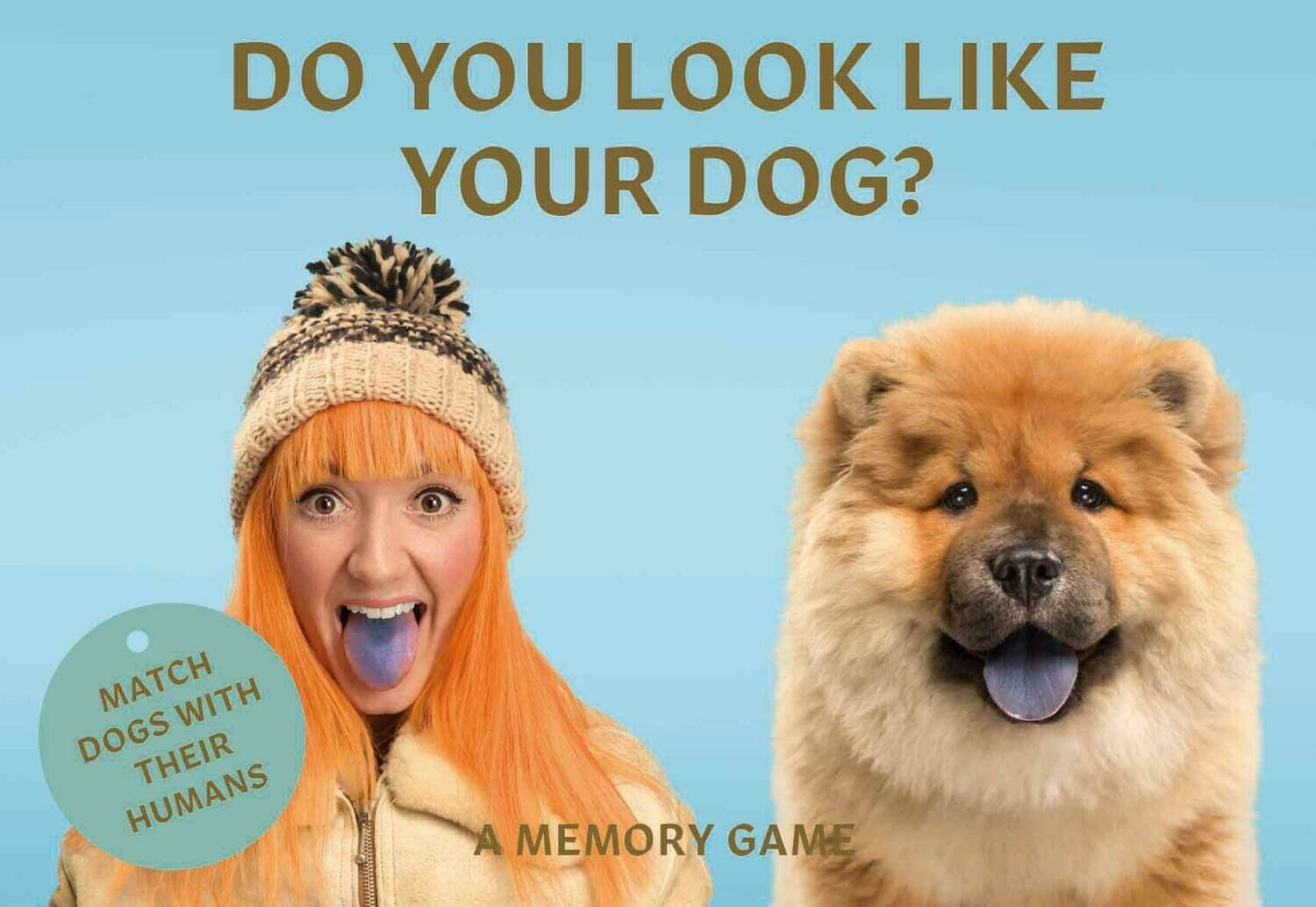 Do you look like your dog memory game