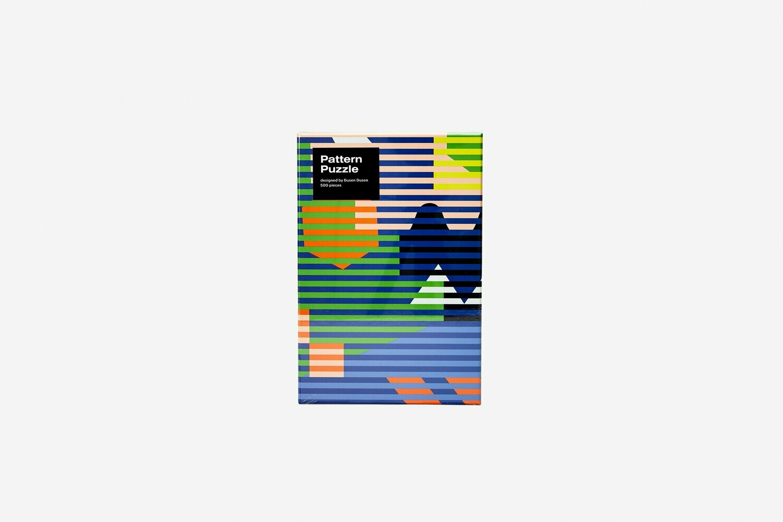 Pattern Puzzle - Lenticular