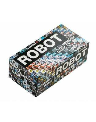 Robot Memory Game