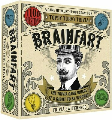 Hygge Brainfart Trivia