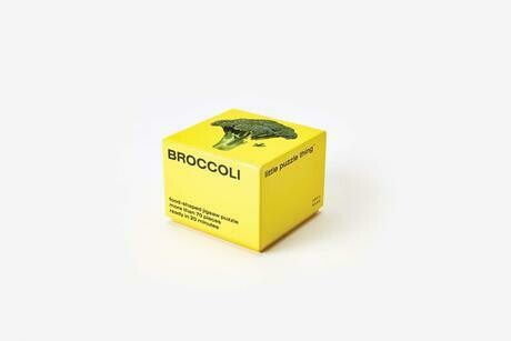 Broccoli - Little Puzzle Thing
