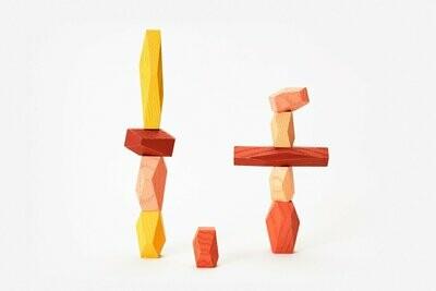 Balancing Blocks - Desert