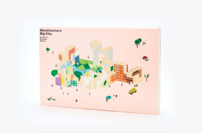 Blockitecture - Big City