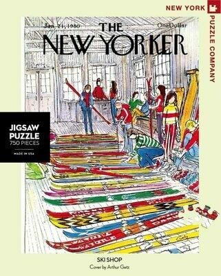 Ski Shop Puzzle