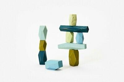 Balancing Blocks - Ocean