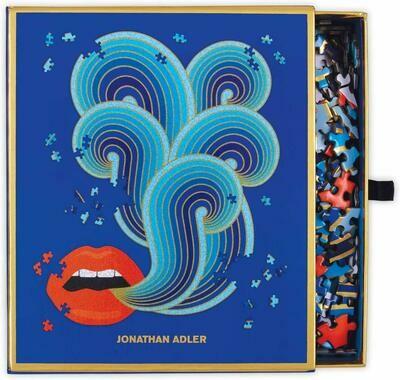 Jonathan Adler Lips Puzzle