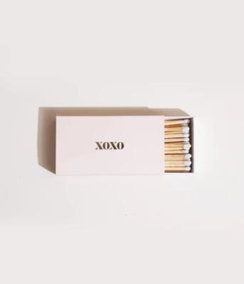 xoxo XL Statement Matches