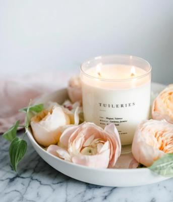 Escapist Tuileries Candle