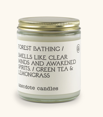 Forest Bathing Candle