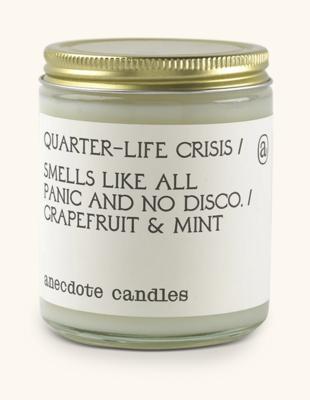 Quarter Life Crisis Candle