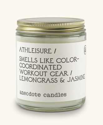 Athleisure Candle