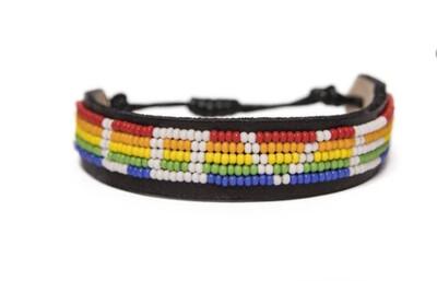 LOVE Bracelet - Rainbow
