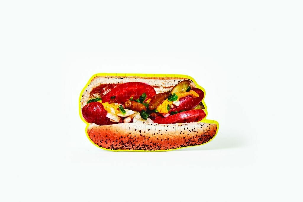 Chicago Hot Dog - Little Puzzle Thing