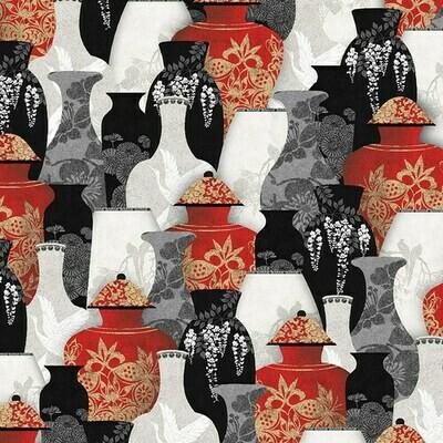 Vases Digital Print