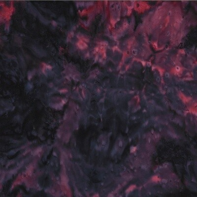 Cranberry Smoothies Batik