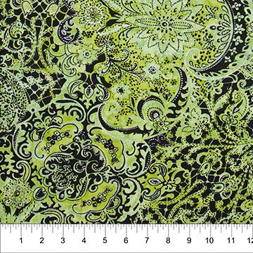 Lustre Lime Green