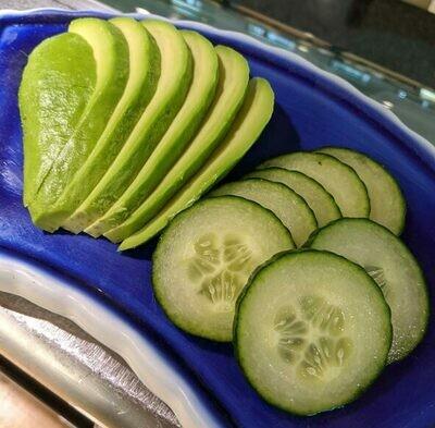 Side Avo/Cucumber