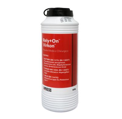 Rely+On™ Virkon®  Flacone da 500g.