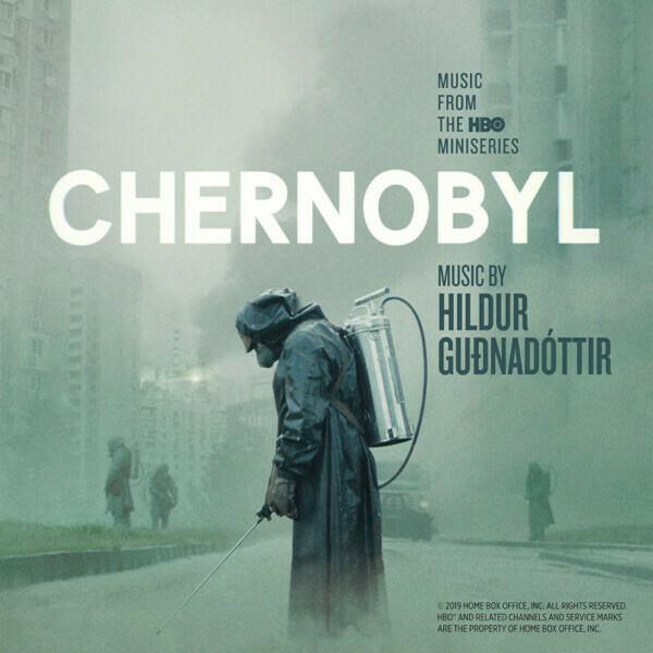Hildur Guðnadóttir - Chernobyl OST LP