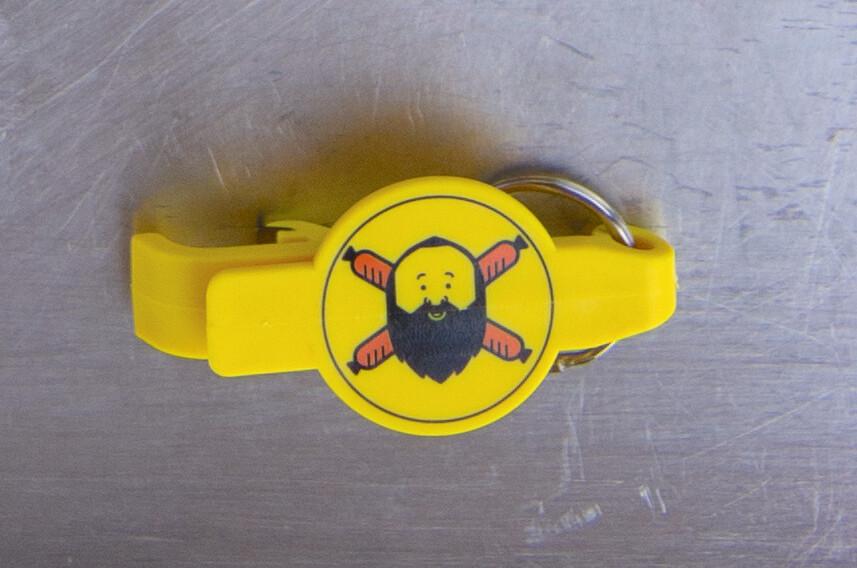 DADDY'S Keychain