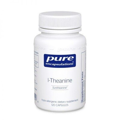 L-theanine - 60 count
