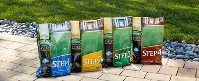 Scotts 4-step Lawn Program 5M