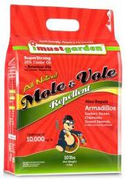 I Must Garden: Mole and Vole Repellent