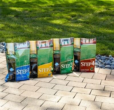 Scotts 4-step Lawn Plan 15M